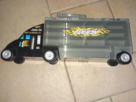 Hot Wheels Car Transporter