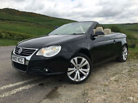 Volkswagen Eos 2.0 T-FSI 2007 Sport FULL LEATHER CAM BELT DONE FULL SERVICE HIS