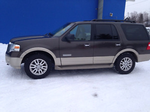 Fully Loaded Ford Expedition  Eddie Bauer Edition