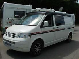 2008 Volkswagen Pop-Top 4 Berth Camper / Motorhome 1.9 TDi (Mayfair Conversion)
