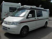 2008 Volkswagen Pop-Top 4 Berth Camper / Motorhome 1.9 TDi (Mayfair Conversion)
