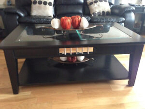 Coffe table/end tables