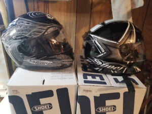 Shoei RF1100/RF1000, Yamaha Jacket, Held Boots, Motorcycle gear