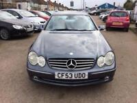 Mercedes-Benz 2.7TD CLK 270 CDI auto CLK270 Avantgarde 2DR