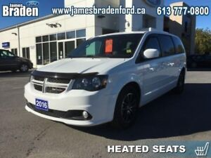 2016 Dodge Grand Caravan R/T  - Bluetooth -  Leather Seats