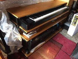 Korg T1 Piano With Bench