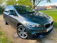 2016 BMW 2 SERIES GRAN TOURER 2.0 218d M Sport Gran Tourer (s/s) 5dr MPV Diesel