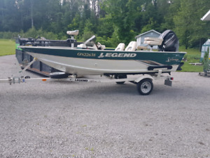 LEGEND FISHING BOAT - EXCELLENT CONDITION