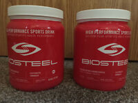 BioSteel 2 big containers!!!655g each!