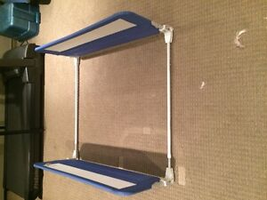 First Years Fold Down Single/Double Bed Rail