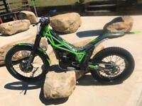 2017 Vertigo Combat Camo 250cc Trials Bike
