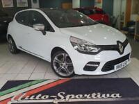 2015 Renault Clio 0.9 TCe Dynamique S MediaNav (s/s) 5dr Petrol white Manual