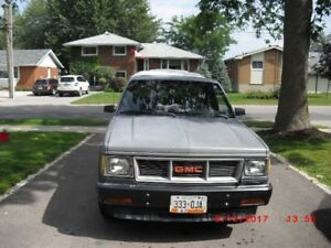 1987 gmc truck for sale