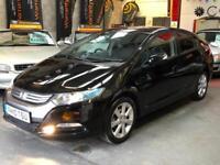 HONDA INSIGHT 1.3 IMA ES-T Black Auto Hybrid Electric 2010 (10)