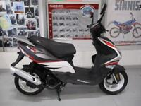 SINNIS HARRIER 125cc SCOOTER - BRAND NEW LEARNER LEGAL - £30.33 PER MONTH !!!