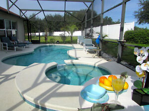 BEAUTIFUL DISNEY AREA HOUSE  WITH PRIVATE POOL/SPA & GAMES ROOM