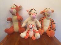 Tigger cuddly toys