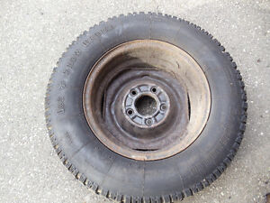 Ice & Snow Radial Tires - P205 70/R14 Cambridge Kitchener Area image 2