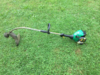 Like new feather lite weedeater 25cc,works great