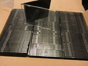 50 All Clear Standard plastic CD / DVD / CD ROM Jewel Cases Gatineau Ottawa / Gatineau Area image 4
