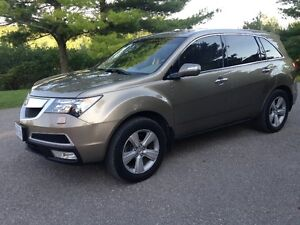 2011 Acura MDX Tech Package SUV, Crossover
