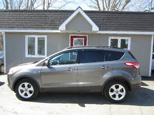 2014 Ford Escape SE awd 2 ltr. Ecoboost