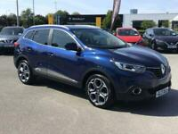 2017 Renault Kadjar RENAULT KADJAR 1.2 TCE Dynamique S Nav 5dr SUV Petrol Manual