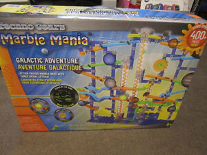 Techno Gears Marble Mania 400+ Pieces Galactic Adventure - Open Kitchener / Waterloo Kitchener Area image 1