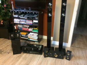 Home entertainement system ( sound system )