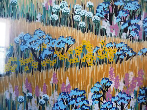 "Signed Serigraph by Louise Dandurand ""Celebration of Summer"" Stratford Kitchener Area image 8"