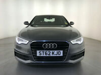 2012 AUDI A6 S LINE TDI DIESEL HEATED SEATS LEATHER INTERIOR SERVICE HISTORY