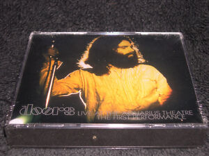 The Doors Live at the Aquarius - Coffret 2cds Blues Rock Psy