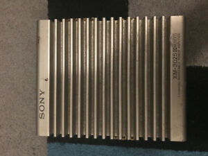 Sony XM-3025 2 channel Amplifier