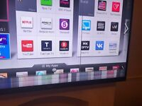 LG TV 55 inch