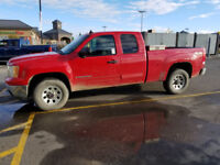 2009 GMC 2500 Extended Cab 4x4 for Sale Calgary Alberta Preview