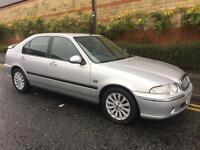 Rover 45 1.6 16v iXS