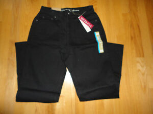 Women's Merona black denim jeans pants Size 6S New with tags London Ontario image 3