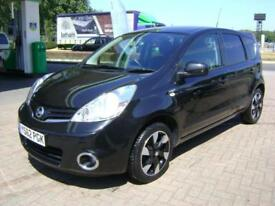 Nissan Note 1.4 16v N-TEC + SIX SERVICE STAMPS