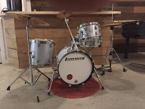 drumkit / batterie  ludwig breakbeats