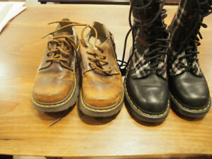 Doc Martens boots and shoes, Women's 5