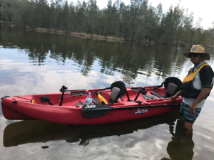 pedal kayak in Batemans Bay 2536, NSW | Kayaks & Paddle