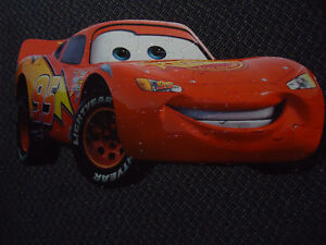 Official CARS the Movie LIGHTNING MCQUEEN Floor Puzzle Kingston Kingston Area image 2