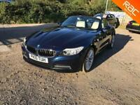 BMW Z4 2.5i 2010 sDrive23i 58.000 MILES FULL SERVICE HISTORY, FULL LEATHER