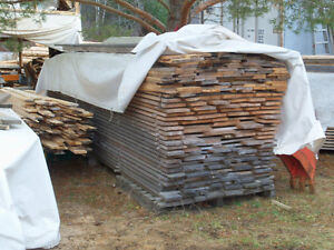 Dry Spruce boards