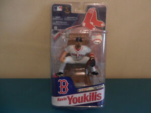 Mcfarlane Kevin Youkillis Boston Red Sox Collector Level 12/2000