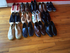 Lot - 13 paires chaussures//Bundle - 13 pairs of shoes