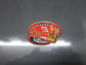 #3 EARNHARDT WIN PINS NASCAR