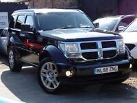 DODGE NITRO 2.8 SXT CRD TD AUTOMATIC Diesel 4x4 2008 (58)