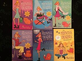 Book Series for Girl Teens