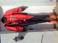 Oceanic drysuit.